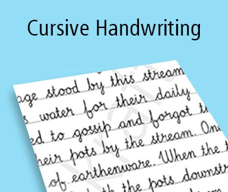 Penkraft Cursive Handwriting