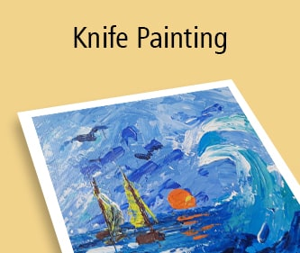 Penkraft Knife Painintg