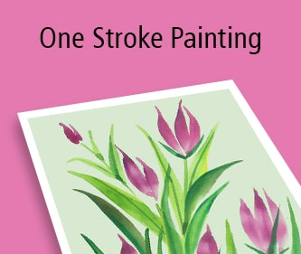Penkraft One Stroke Painting